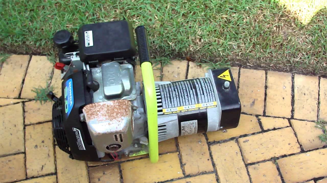 Honda Generator For Sale On Craigslist Youtube