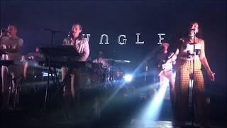 Jungle - Lemonade lake LIVE @ Auditorio Blackberry, Mexico