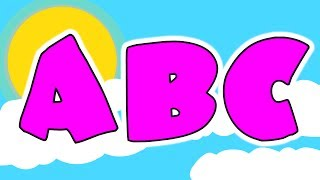 """I Love to Sing the ABCs"" - Easy Alphabet Lullaby Song, Baby Learning, Teach Children with Autism"