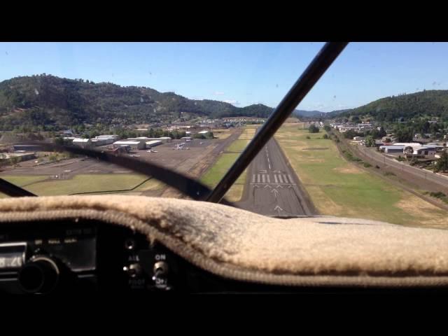 Landing KRBG 6/2/13