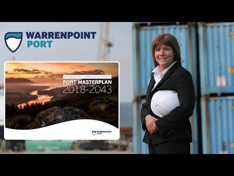 Warrenpoint Port reveals 25-year growth plan