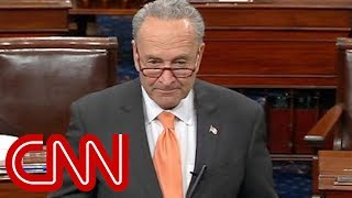 Schumer: American rights are threatened