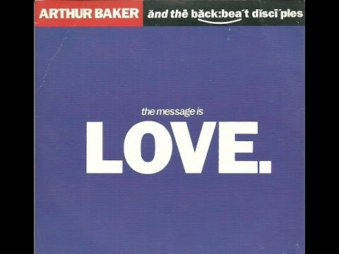 Arthur Baker & The Disciples Feat  Al Green - Love Is The Message Cupid Mix