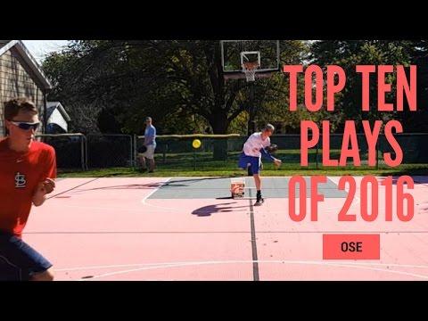 Wiffle Ball - Top Ten Plays of 2016