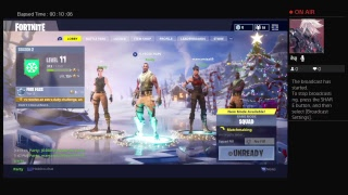 Trying to get 1 win in fortnite