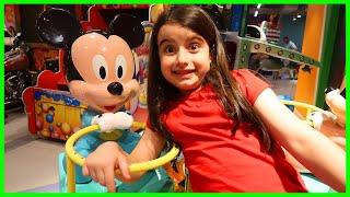 Funny Kids Video - Having Fun in Indoor Playground | Çocuklar İçin Oyun Alanında Eğleniyoruz