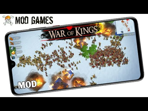 War-of-Kings v55 Mod Apk (Unlimited money) Offline by Mod ...