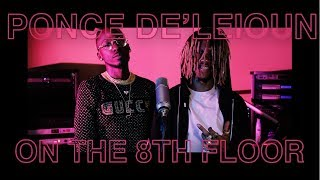 Ponce De'Leioun brings OG Maco up to the 8th Floor at Power 106's h...