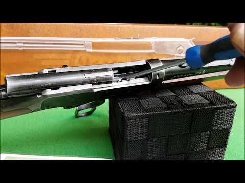 Umarex Legends Cowboy Rifle 4,5 mm Co2 SBB & Diabolo Lever Action