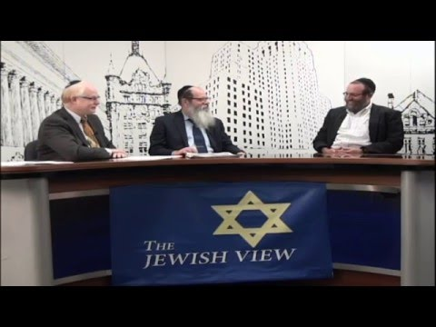 The Jewish View-Rabbi Gavriel Horan, Aish HaTorah spiritual leader at UAlbany