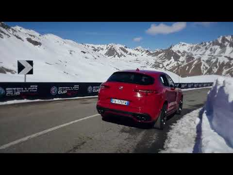 Alfa Romeo Stelvio Cup - Strong emotions for real fans