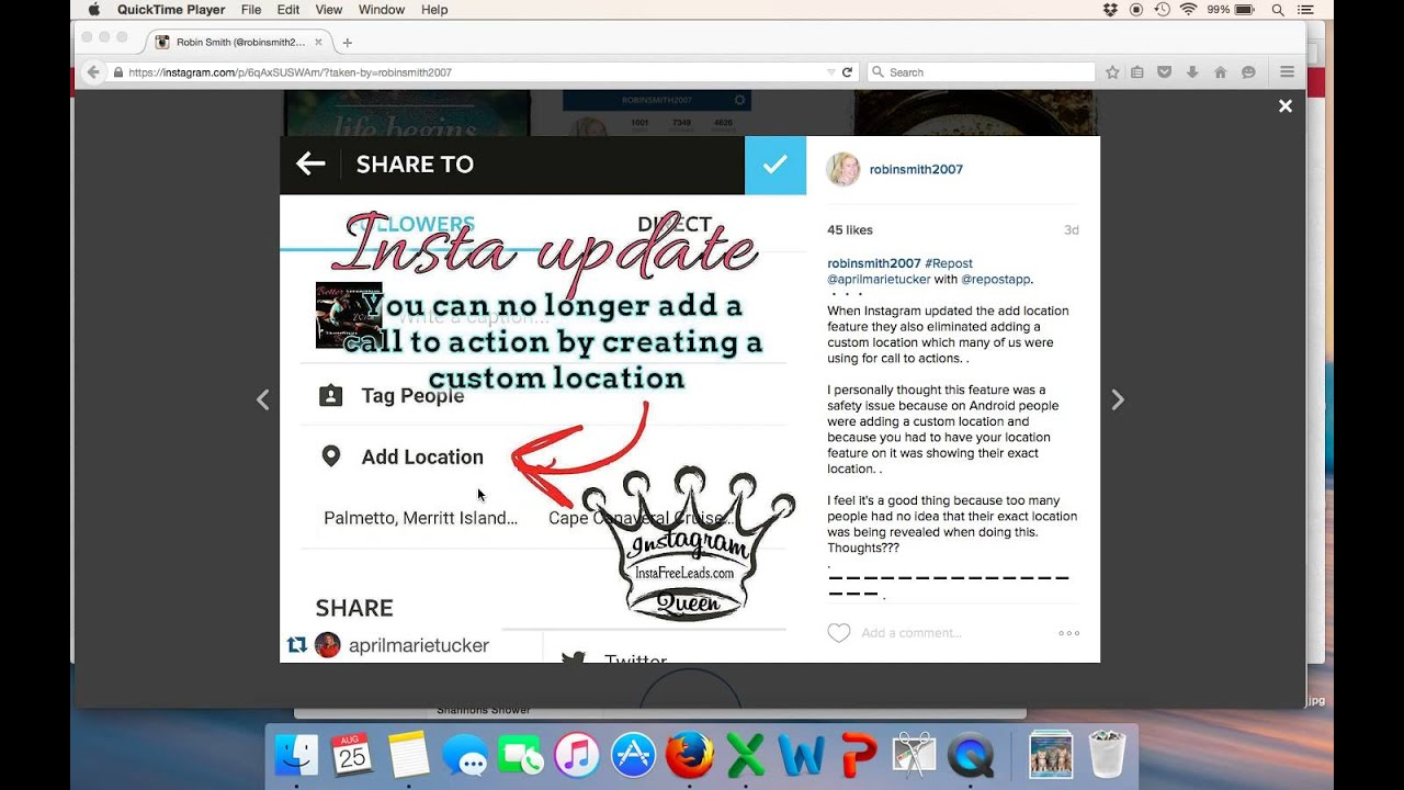 You can no longer create instagram custom location youtube you can no longer create instagram custom location ccuart Gallery