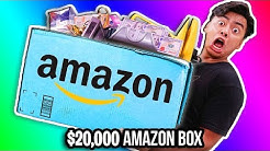 I Paid $500 for $20,000 Worth of Mystery Amazon Return Items Box!