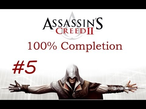 """Assassin's Creed 2"", HD walkthrough (100% completion), Sequence 4: The Pazzi Conspiracy"