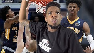 BETTER WATCH OUT ZION! JA MORANT EPIC T...