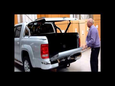 Volkswagen Amarok Accessories Hardtops Covers Top Up Cover