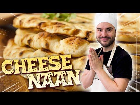 Cheese Naan ! Le délice à l'état pur