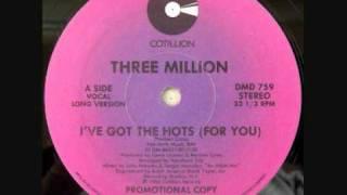 Boogie Down - Three Million - I