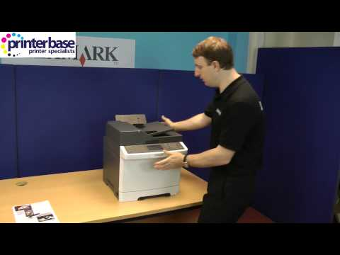 Lexmark CX410de A4 Colour Laser Multifunction Printer Review