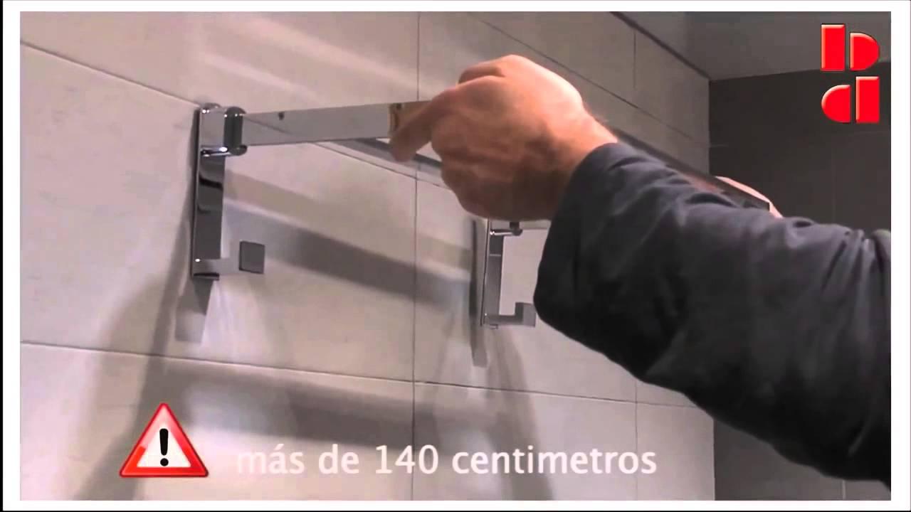 21 hermoso accesorios ba o sin taladro galer a de for Portarrollos bano sin taladro