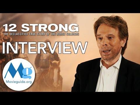 12 STRONG Interview: Jerry Bruckheimer