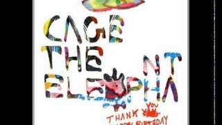 Cage the Elephtant- Always Something (Lyrics)