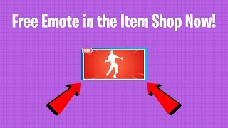 #247 Free Disney Emote in the Fortnite Item Shop!