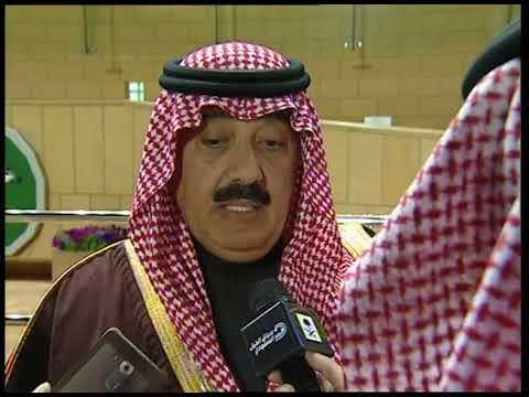 Prince Mutaib bin Abdulla interview