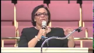 "Bishop Jackie McCullough - ""The Object Of God's Focus"""