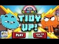 The Amazing World of Gumball: Tidy Up! - Gumball's House Is Trashed (Cartoon Network Games)