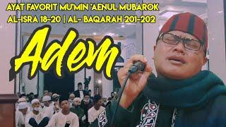 Download jamaah minta tilawah ayat favorit mumin ainul mubarok