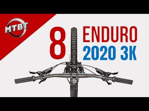 Mountain Bike Enduro Top 2020 Budget 3k Euro   MTBT