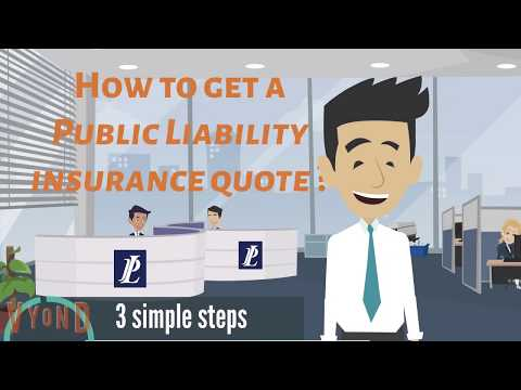 How to get a public liability insurance quote