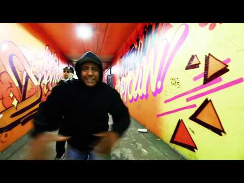 Bronx Slang 'Run Away Sucker'