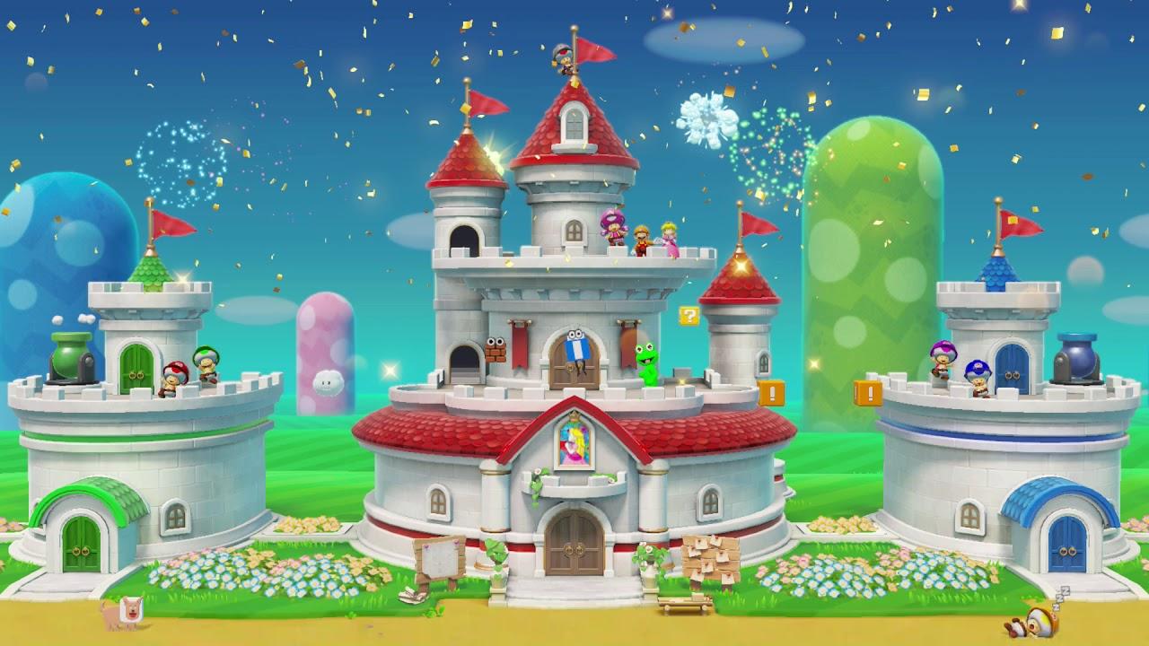 Castle Completed! | Super Mario Maker 2 Story Mode #17 (Final?)