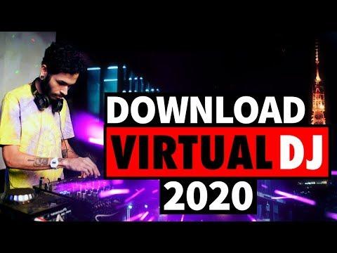 Virtual DJ 2020: Download + Instalação FREE [NOVO!! 😱]