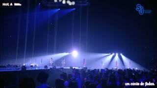 SNSD- Not Alone [Karaoke + Tradução] HD