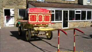 Part 3 Building Of A Bowtop Gypsy Wagon.wmv