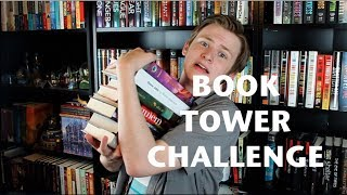 THE BOOK TOWER CHALLENGE Thumbnail