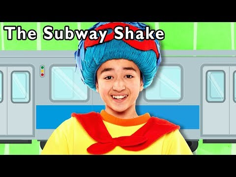 The Subway Shake and More | NEW NURSERY RHYME | Baby Songs from Mother Goose Club!