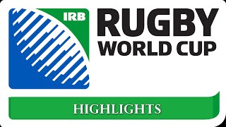 Rugby World Cup Highlights 2011 Compilation #RWC2015 #RWC2011