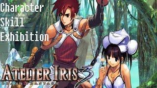 Atelier Iris 3: Grand Phantasm - Skill Exhibition 1/2 [HD]