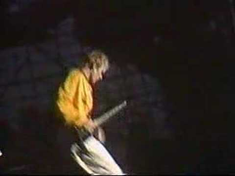 Dave Watson With The Police - One World - Sax Solo
