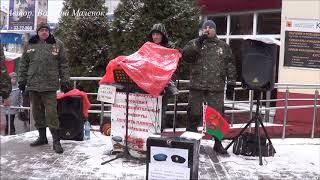 ШУМИТ СОСНА! Афганские песни! ВИАРУСЬ - группа из Одессы, поет в Бресте!