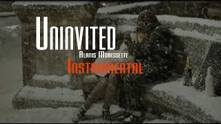 UNINVITED (Alanis Morissette) Instrumental + lyrics