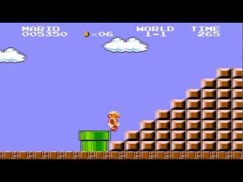 Super Mario Bros - CLÁSSICO!