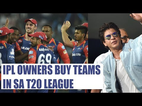 IPL franchise owners buy teams in South Africa T20 league | Oneindia News