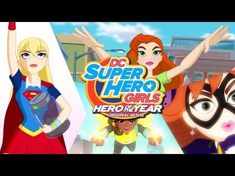 Trailer do filme DC Super Hero Girls: Heroinas do Ano