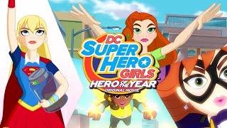 DC Super Héros les Filles: Héros de l'Année - Premières sur Cartoon Network cette semaine!