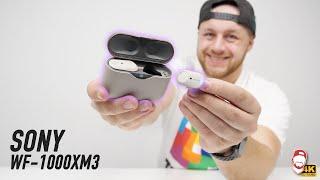 ???? Sluchátka Sony WF-1000XM3: hlavní konkurence pro Airpods Pro | WRTECH [4K]